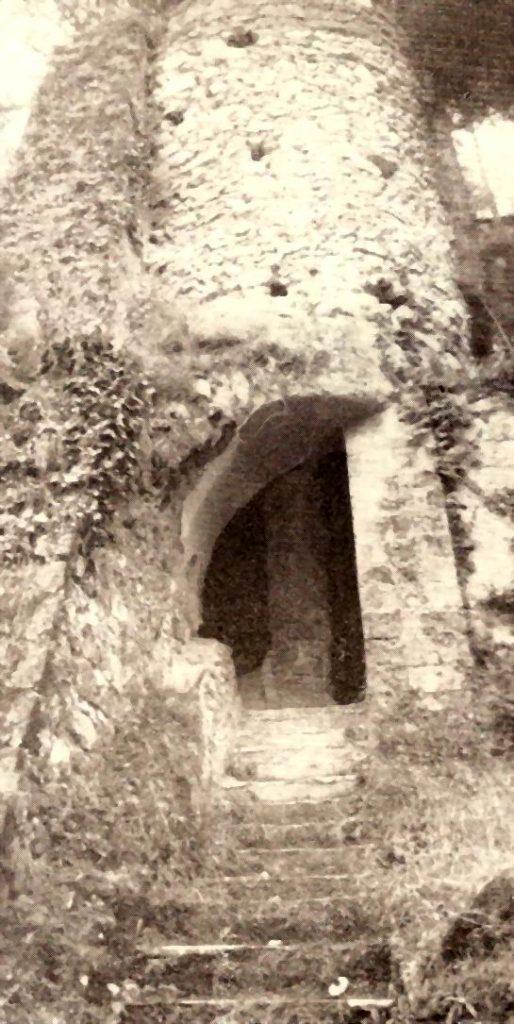 Una delle due torrette del Gran Mogol