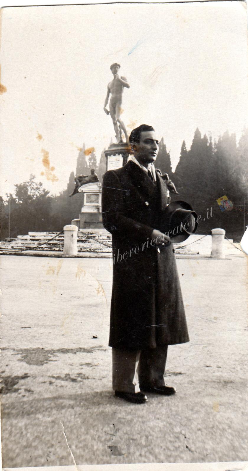 Rodolfo Spagnuolo (foto di proprietà di Rosalba Spagnuolo)