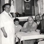 Antonio Spagnuolo con la mamma e la moglie (foto di proprietà di Rosalba Spagnuolo)