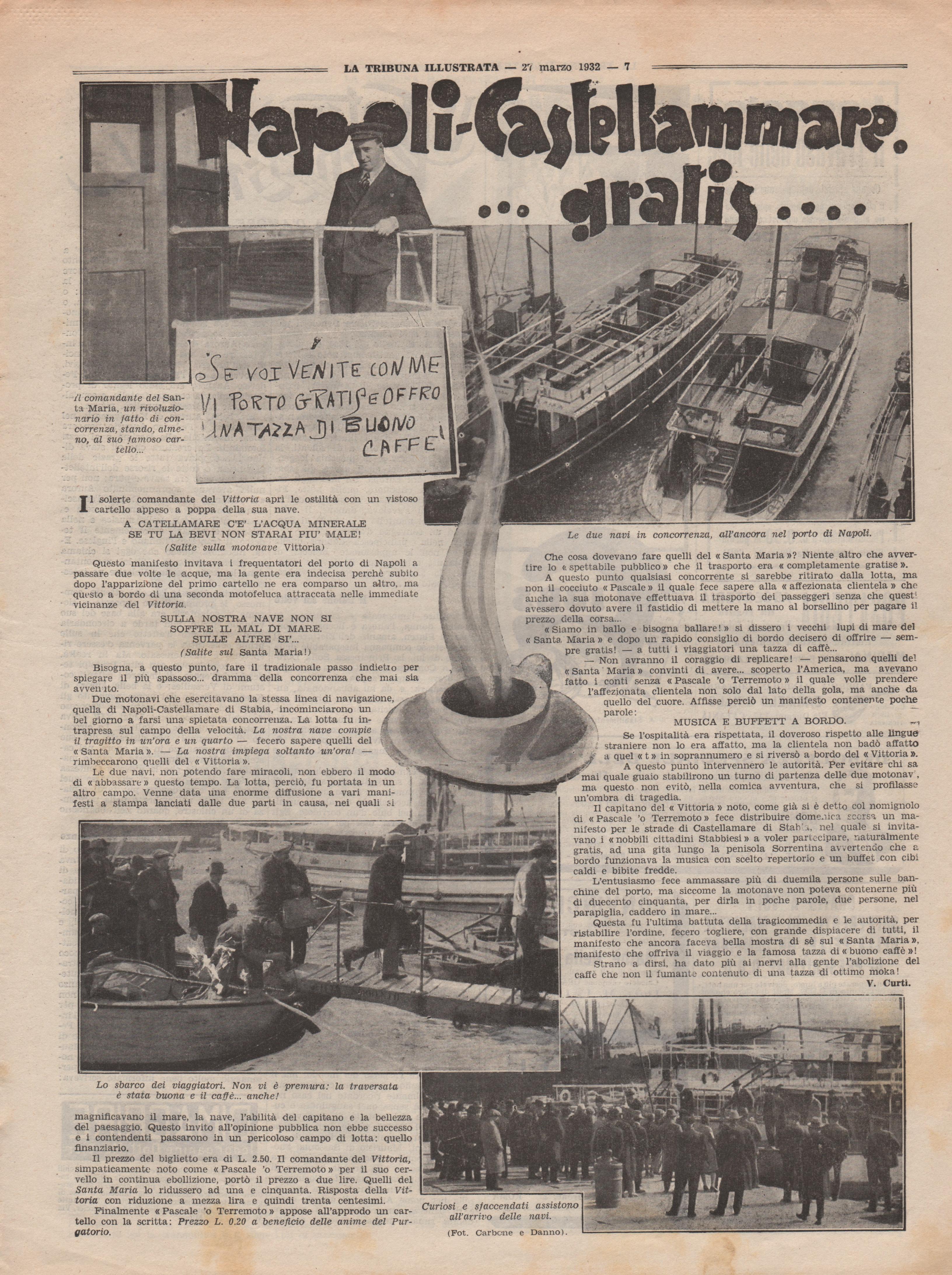la tribuna illustrata anno XL n. 13 27 marzo 1932 (coll. Gaetano Fontana)