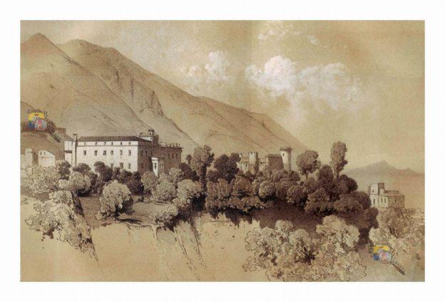 Villa Acton, proprietà Gaetano Fontana
