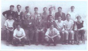 liceo sez a - anno 1949-50
