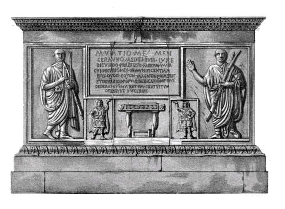 Tomba di Marcus Virtius