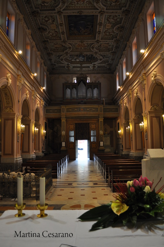 Basilica di Pozzano, foto Martina Cesarano