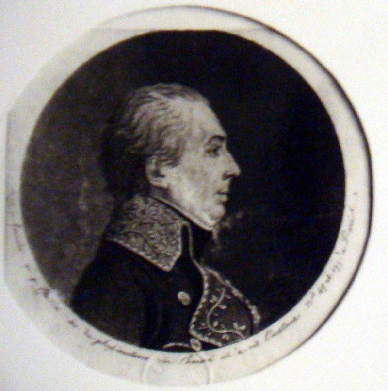 François René Jean de Pommereul