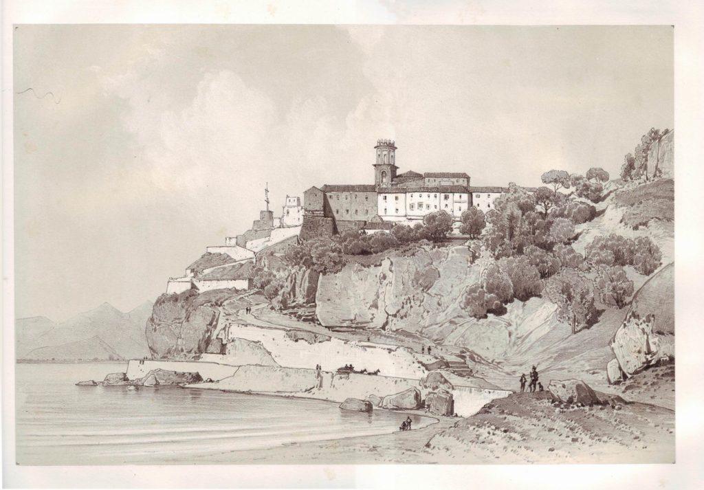 Environs de Castellamare, Paris 1856, (Collezione Gaetano Fontana)
