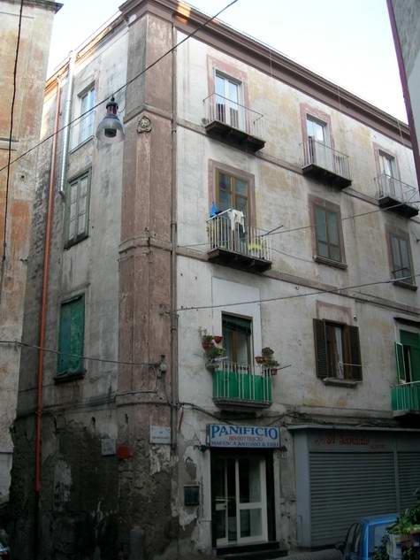 'O palazzo 'e Sant'Antonio, foto Giuseppe Zingone