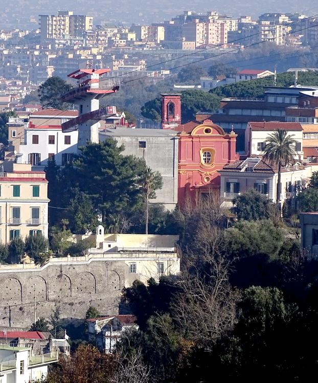 Chiesa di Santa Croce, Castellammare, foto Giuseppe Zingone