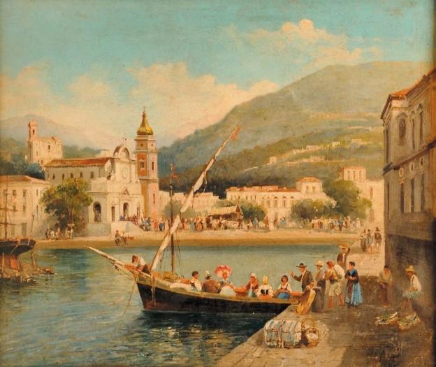 Carelli, Marina di Castellammare