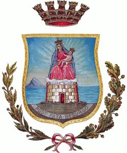 Lo stemma di Castellammare di Stabia
