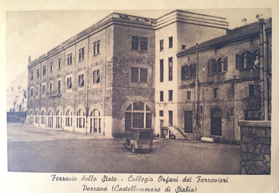 La colonia dei Ferrovieri (collezione Massimiliano Greco)