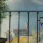 Particolare dipinto Marianna Acton