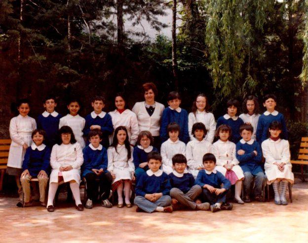 FOTO SCOLARESCA a.s. 1982/83 - classe 5ª sez. C