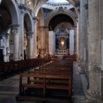Basilica di Santa Maria del Popolo, Navata centrale, foto Giuseppe Zingone