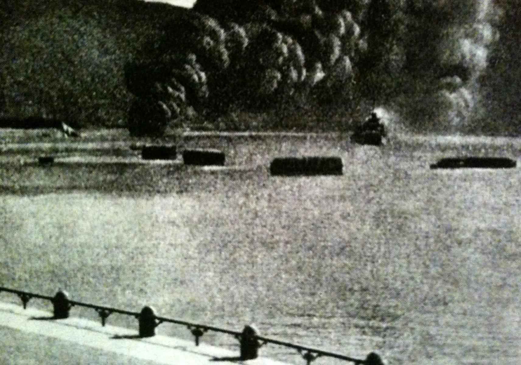 Lero bombardamenti tedeschi porto