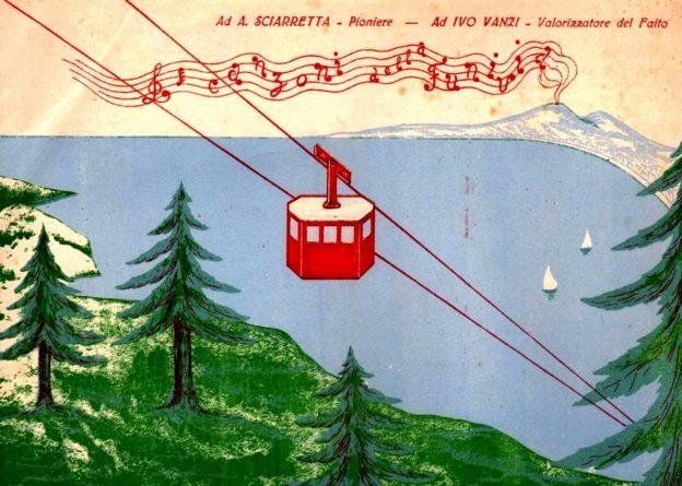 Spartito musicale - Faito (Su gentile donazione di Massimiliano Greco - Archivio liberoricercatore.it)