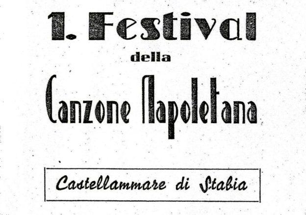 1° Festival della Canzone Napoletana