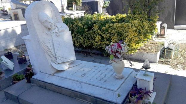 Tomba di Errico Gaeta, foto Maurizio Cuomo