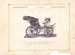 carrozzella archivio scala
