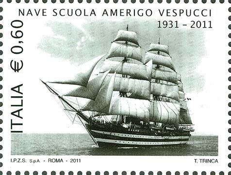 Nave Scuola Amerigo Vespucci