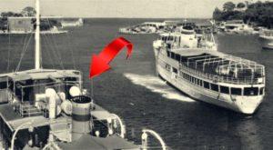 Vaporetto Santa Maria nel porto di Ischia