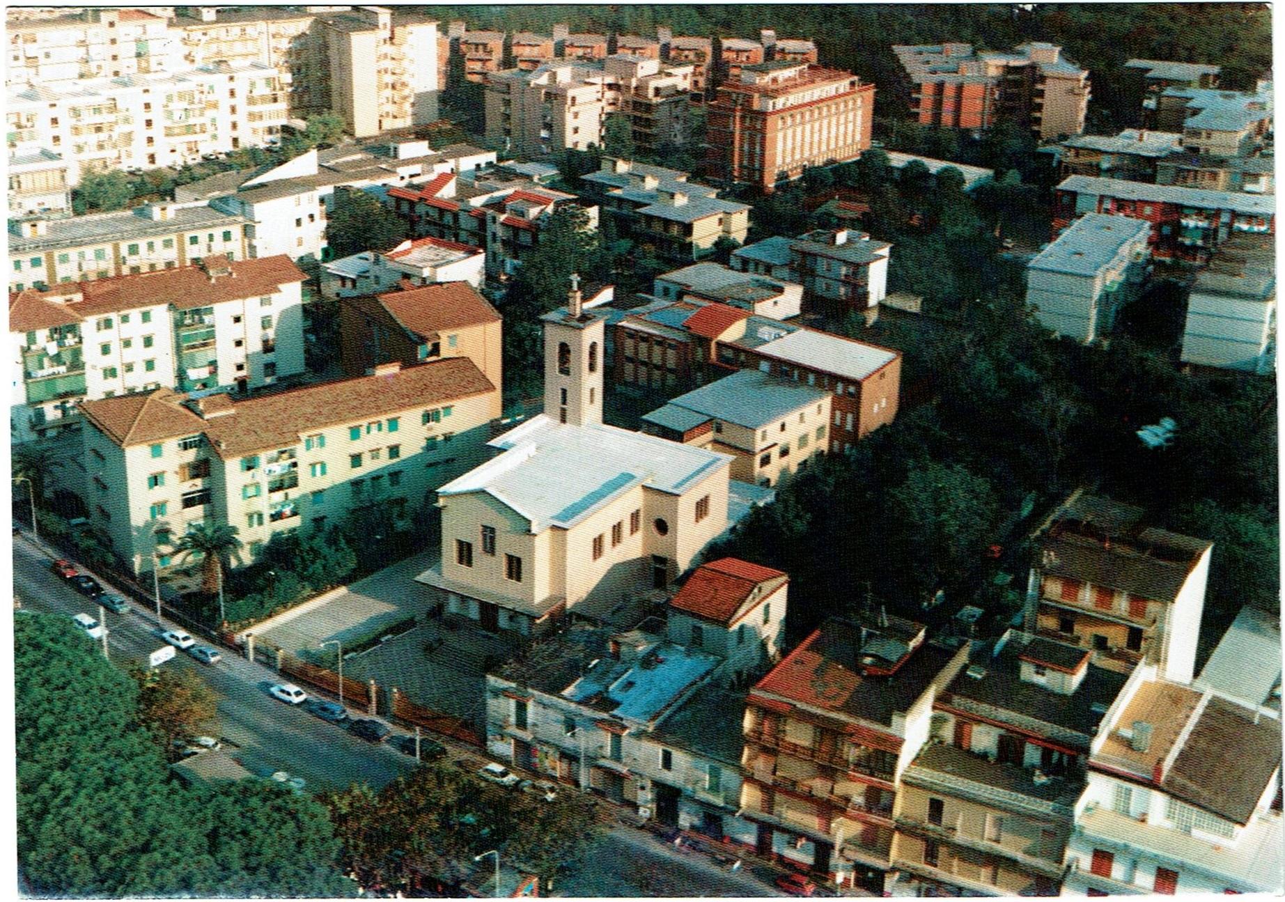 La Chiesa di San Marco Evangelista