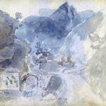 Ved Quisisana 1, 11-12-1820, 210 x 278 mm