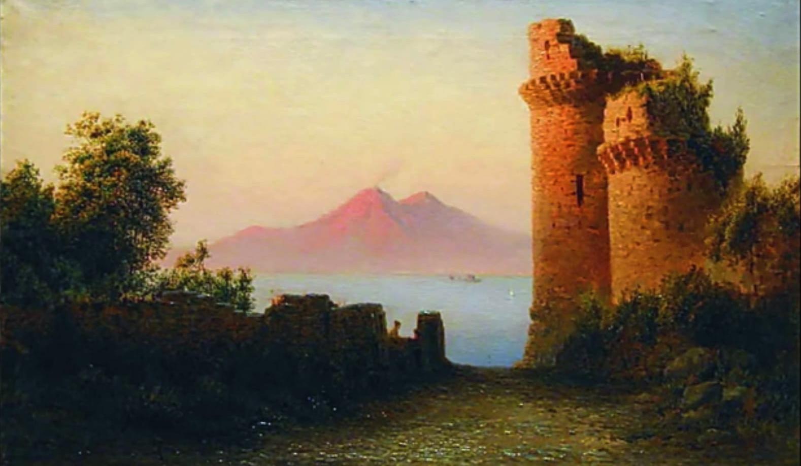 Castello di Castellammare, Lev Feliksovic Lagorio