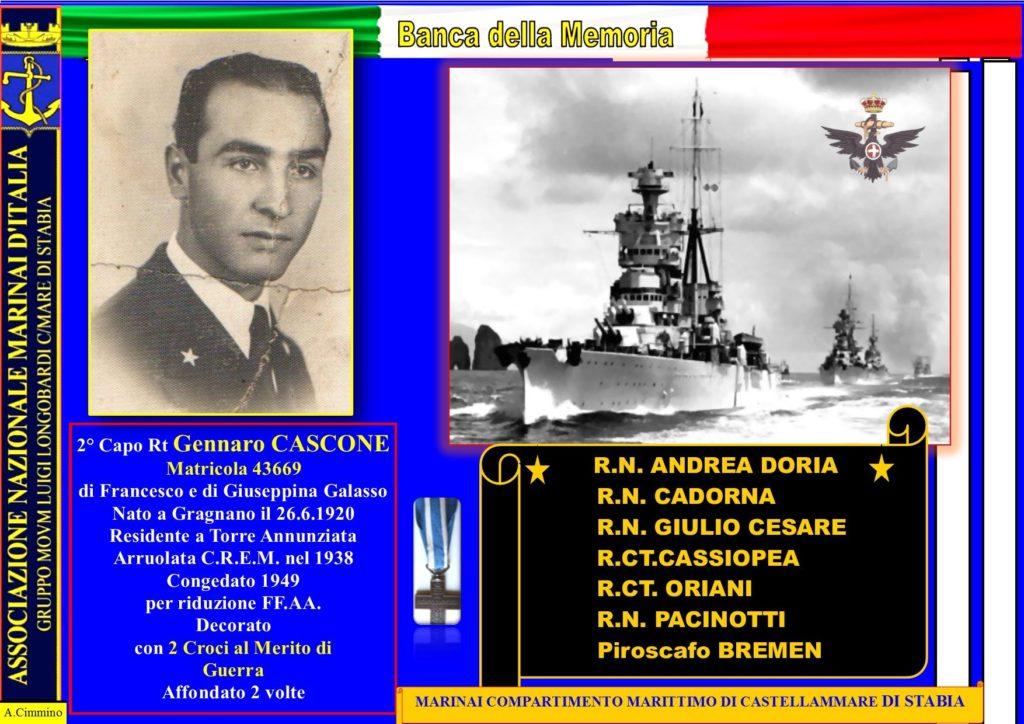 Cascone Gennaro