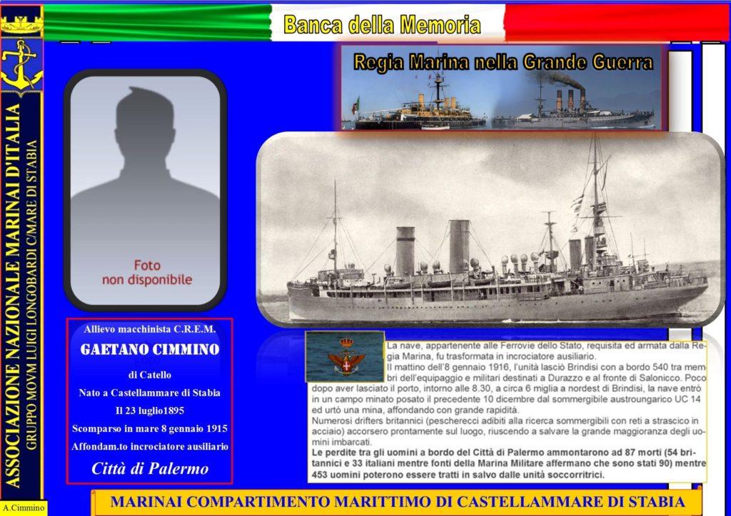 Cimmino Gaetano