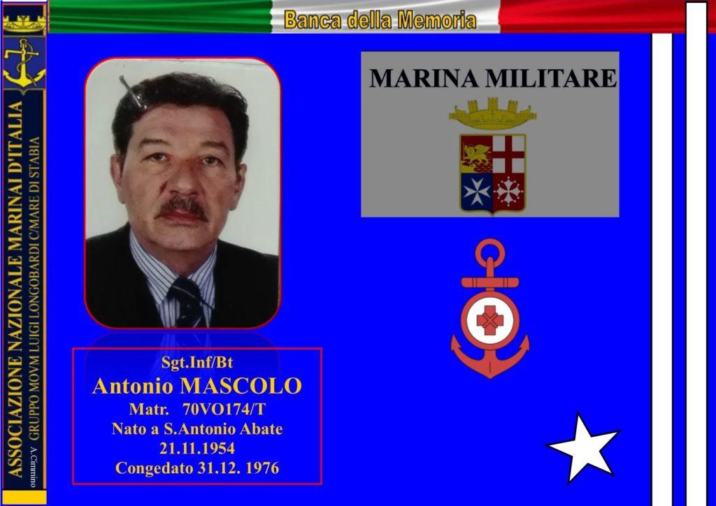 Mascolo Antonio