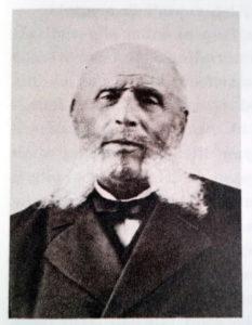 Francesco Starace, padre di Suor MAddalena e nonno di Loreto