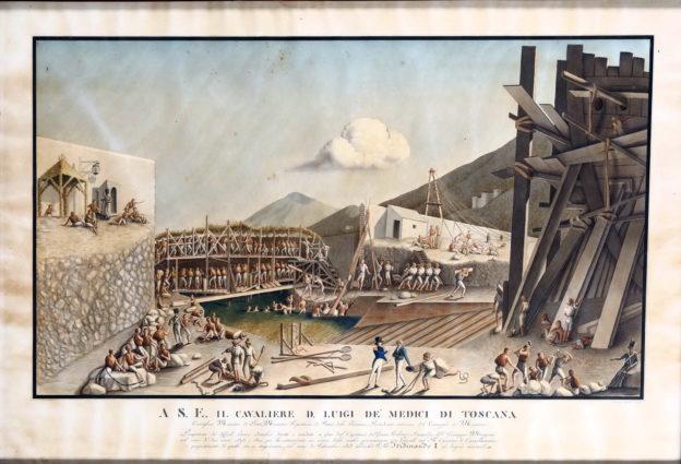 Costruzione del varo di Castellamare, Giovanni Capaldo