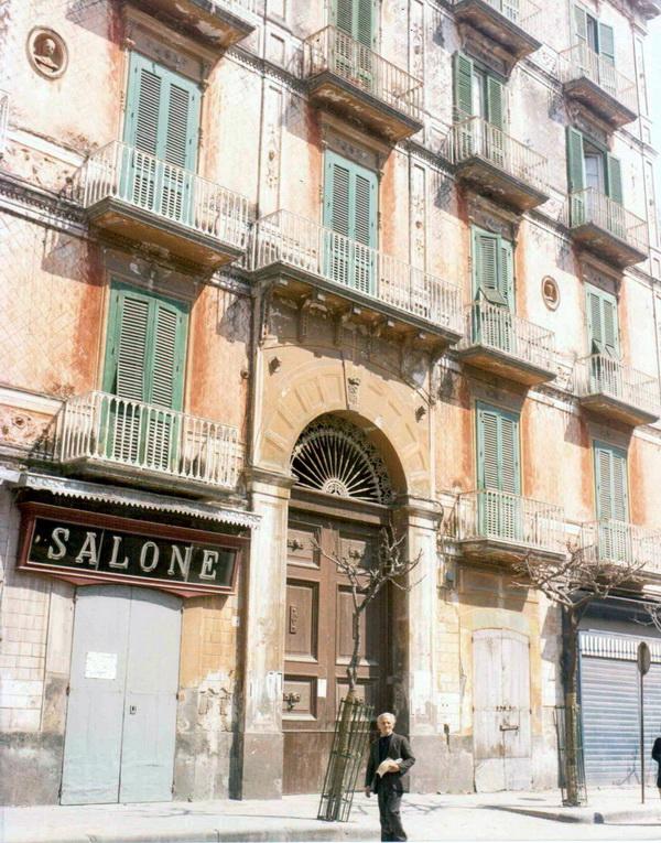 Un Salone di Castellammare, foto archivio Liberoricercatore