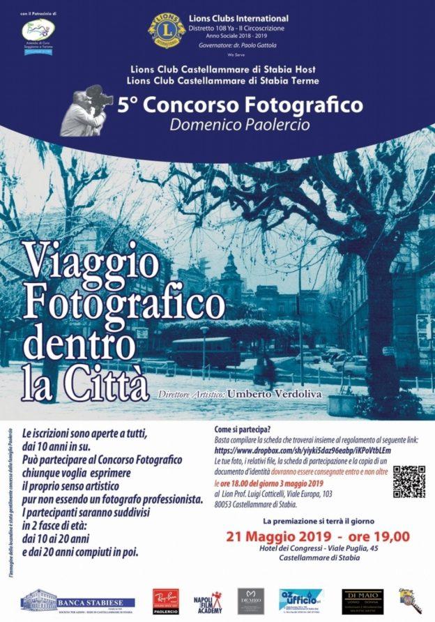 5° concorso fotografico domenico paolercio