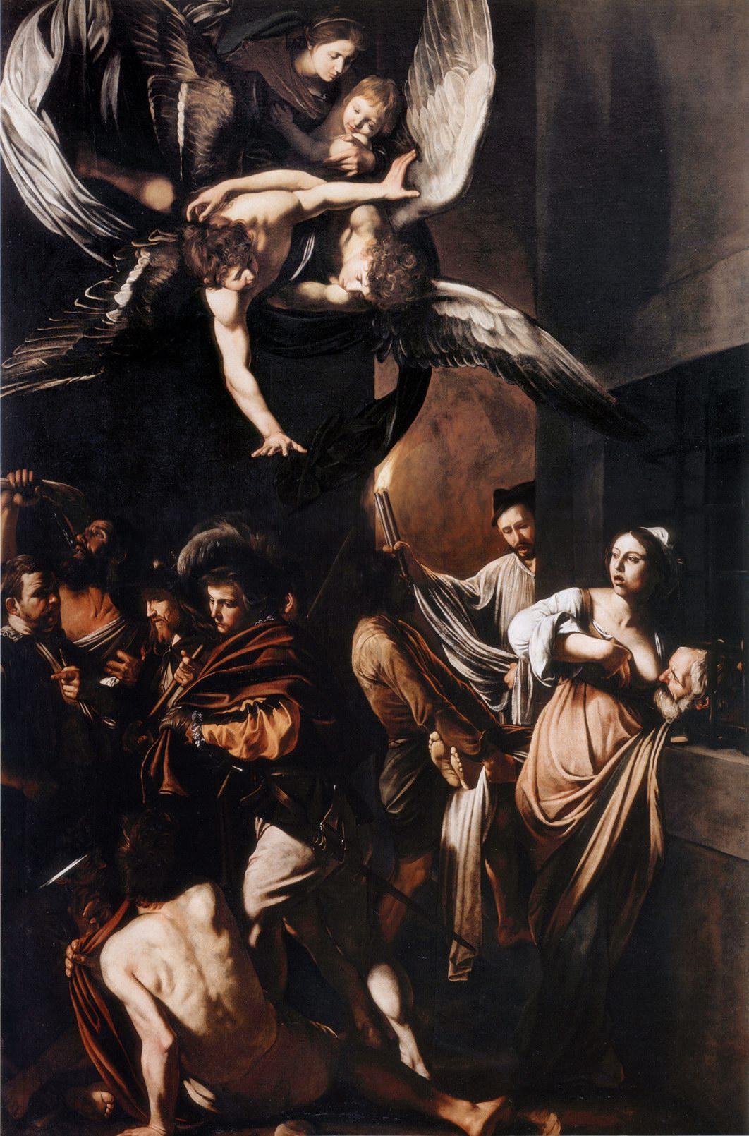 Le Sette opere della Misericordia (Caravaggio)