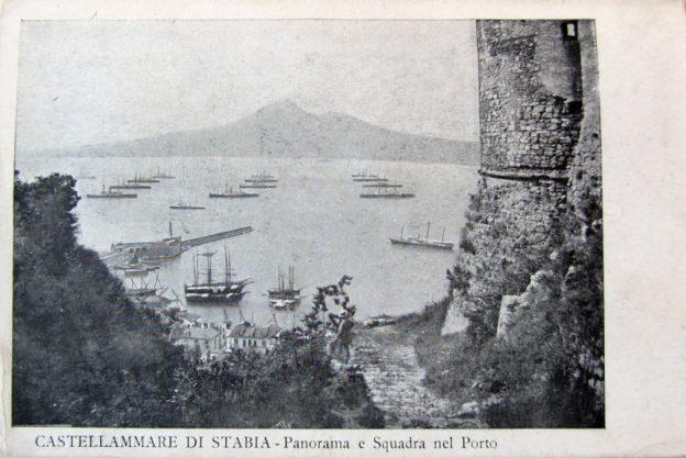 Panorama e Squadra nel Porto