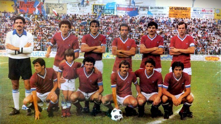 Siracusa calcio 1978-79 purtroppo senza Nicola De Simone
