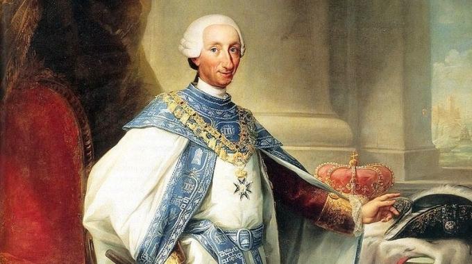 Carlo III di Borbone - Re di Napoli e Sicilia