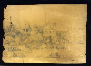 Gigante schizzi, opera segnalata da Salvatore Gallo
