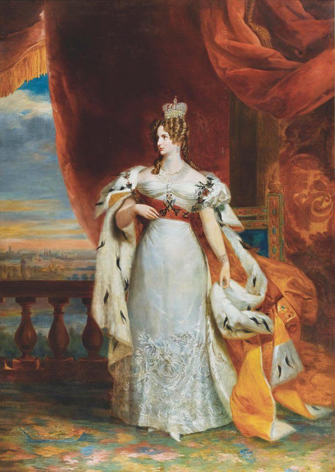 Alexandra Feodorovna,(Charlotte di Prussia)