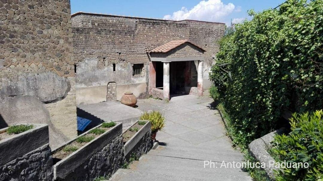 ingresso della Villa di San Marco
