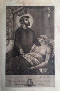 Miracolosa effigie di San Giovanni di Dio