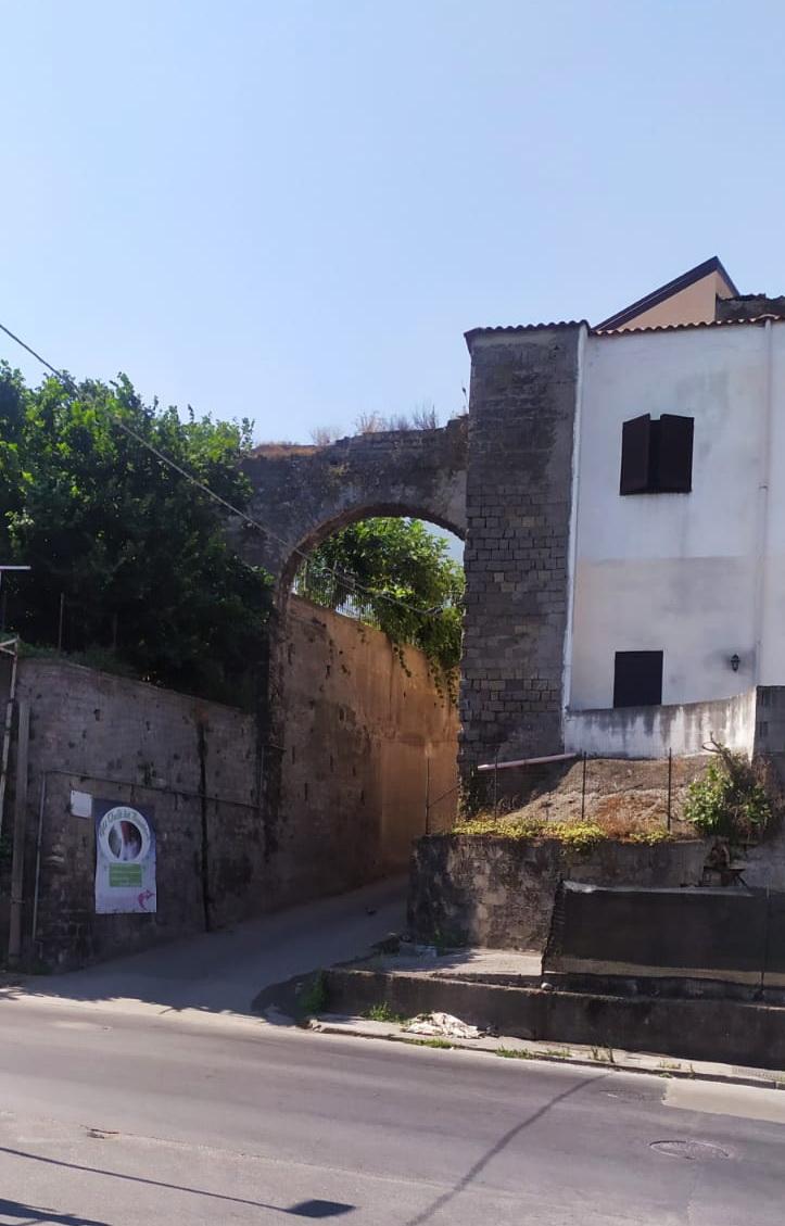 Via Calcarella, foto Giuseppe Zingone