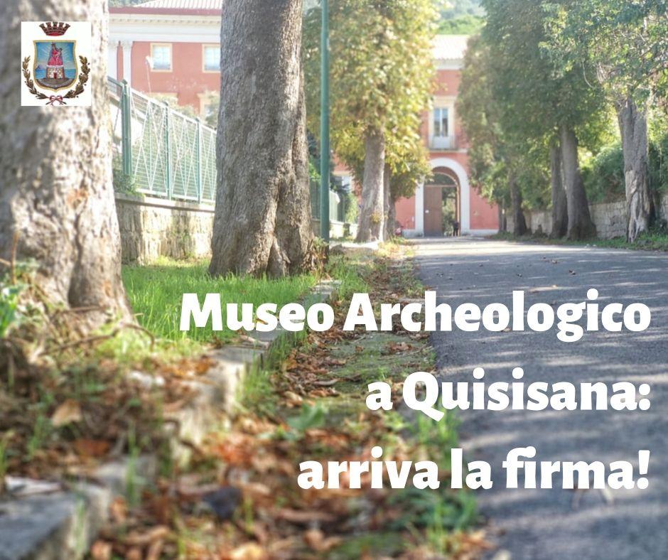 Museo Archeologico a Quisisana