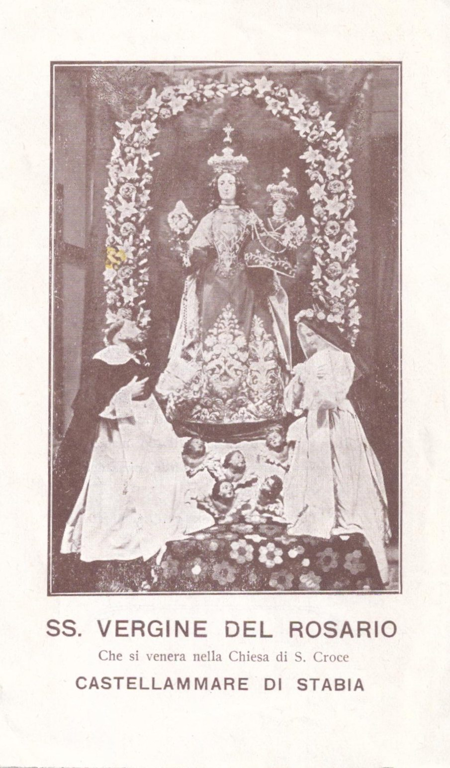 SS. Vergine del Rosario