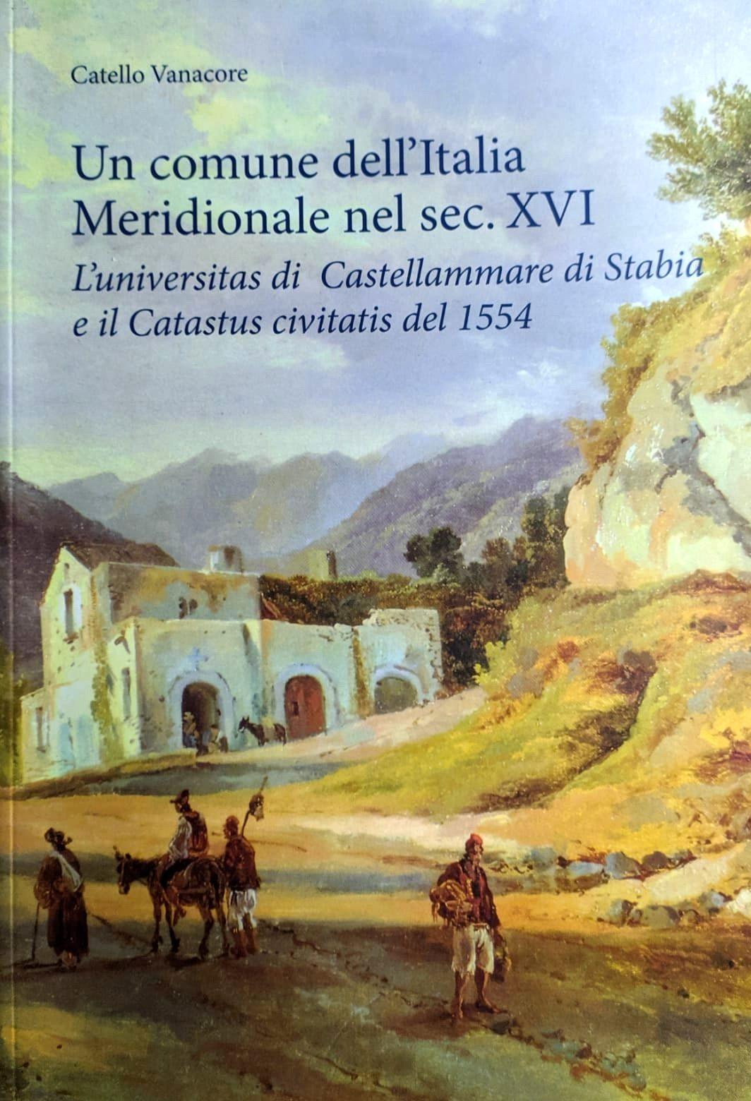 Un comune dell'Italia Meridionale nel sec. XVI