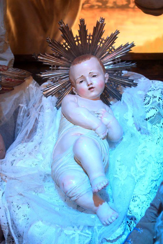Bambin Gesù (foto Maurizio Cuomo)