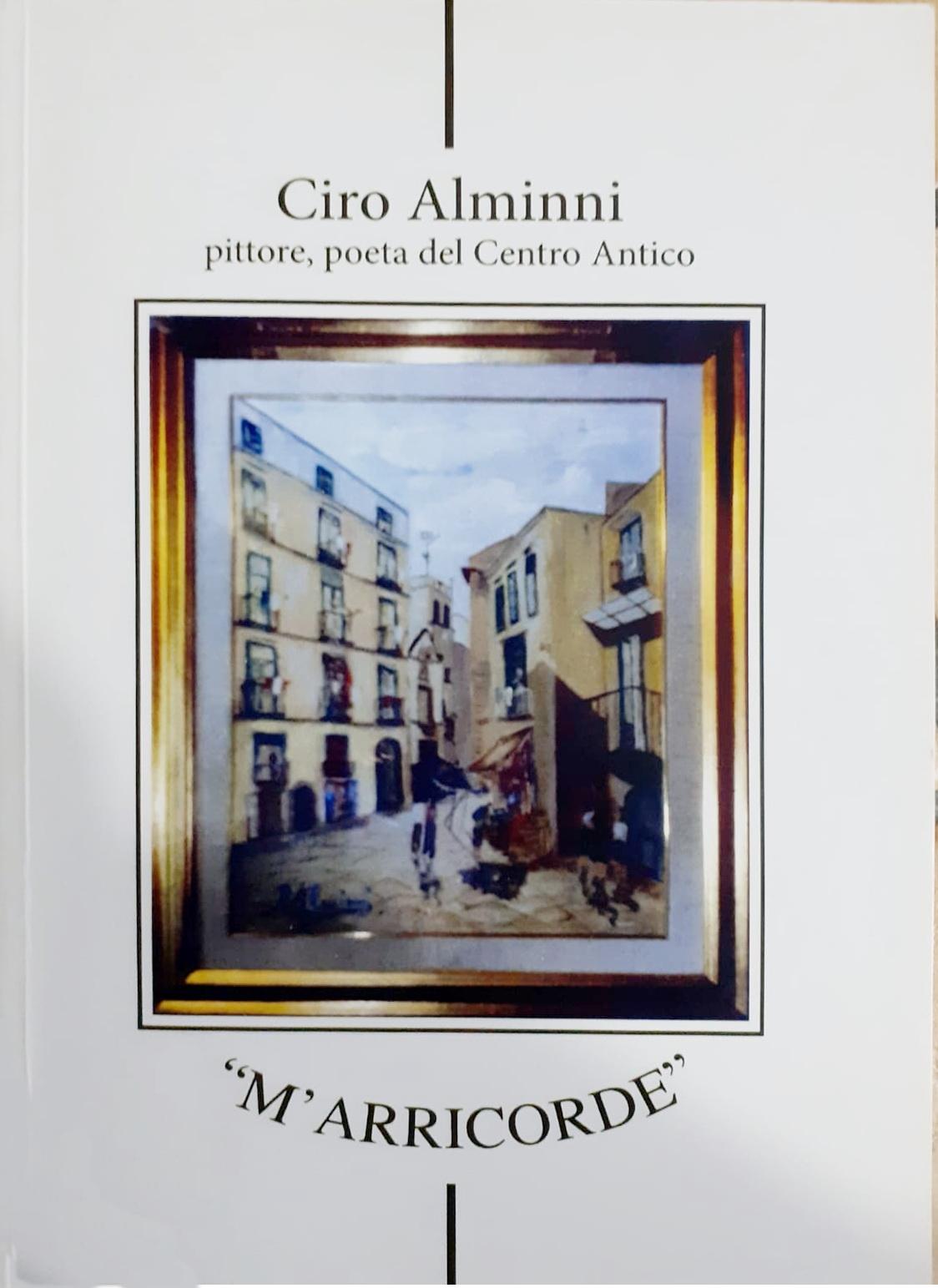 Marricorde. di Ciro Alminni,, raccolta di racconti