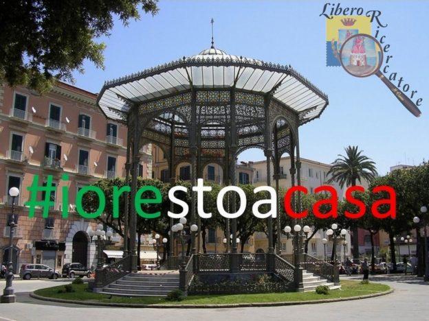 #iorestoacasa (archivio LR)